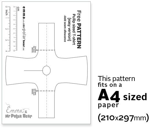 Open the iron-on Transfer Design (for Pullip T-shirts) PDF file with a ...