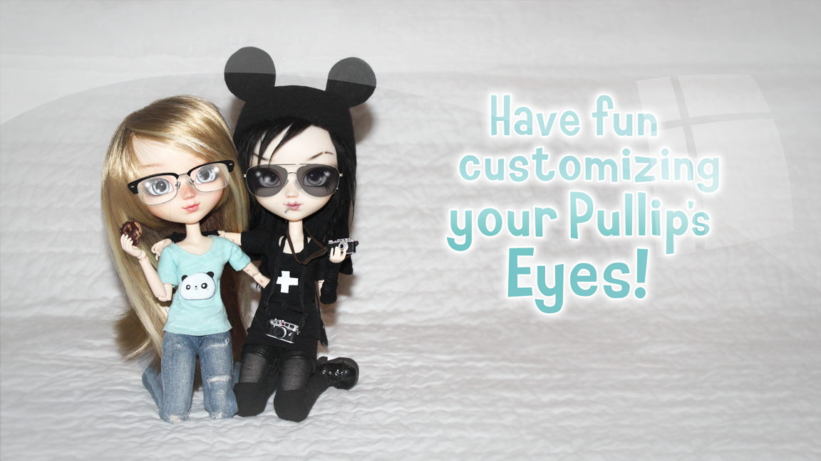 Download Free Eye Chips Designs from Emma and Mr Polar Bear